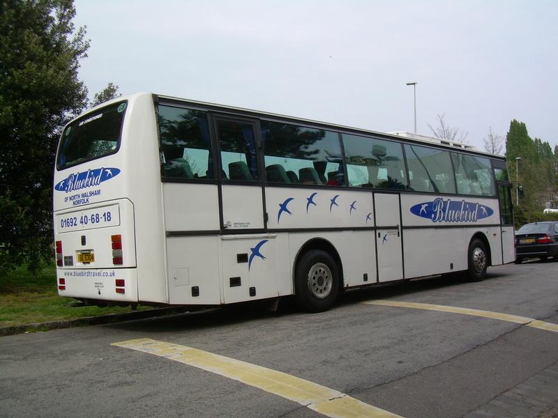 Les cars et bus anglais - Page 3 Van_ho91