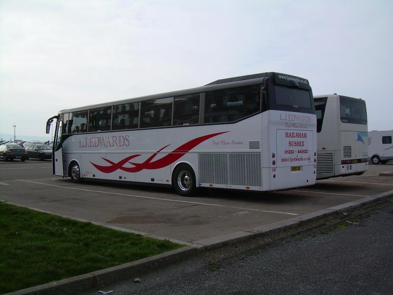 Autocars Edwards (GB) Vdl-bo43