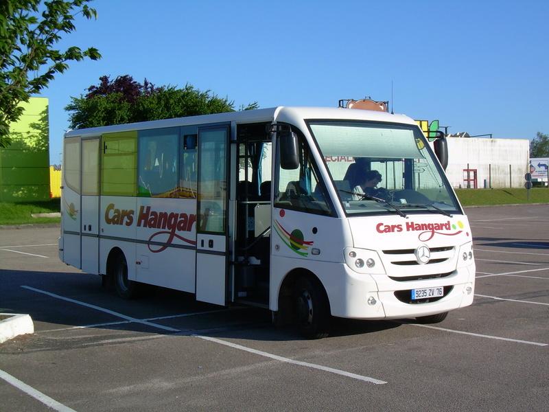 Transports HANGARD  Vehixe10