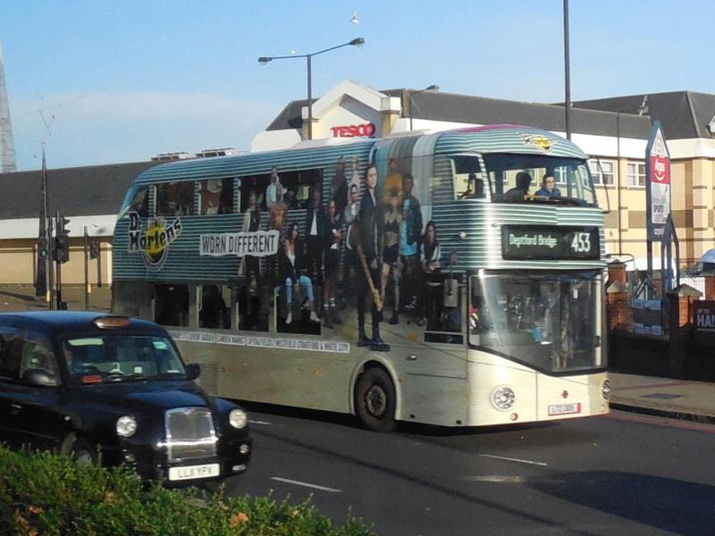 Les cars et bus anglais - Page 2 Wright10