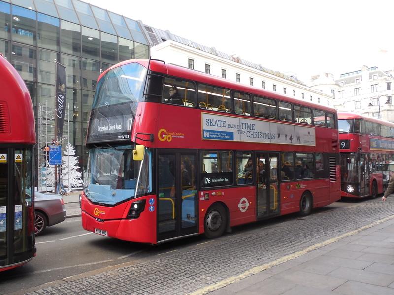 Les cars et bus anglais - Page 2 Wright16