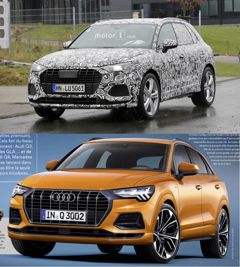 2018 - [Audi] Q3 II - Page 4 09c68c10