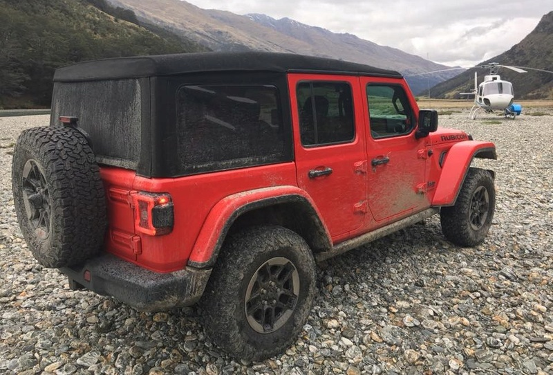 2018 - [Jeep] Wrangler - Page 3 23130610
