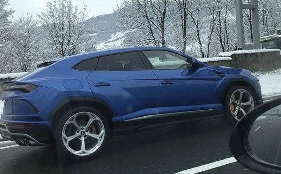 2018 - [Lamborghini] SUV Urus [LB 736] - Page 10 25507810