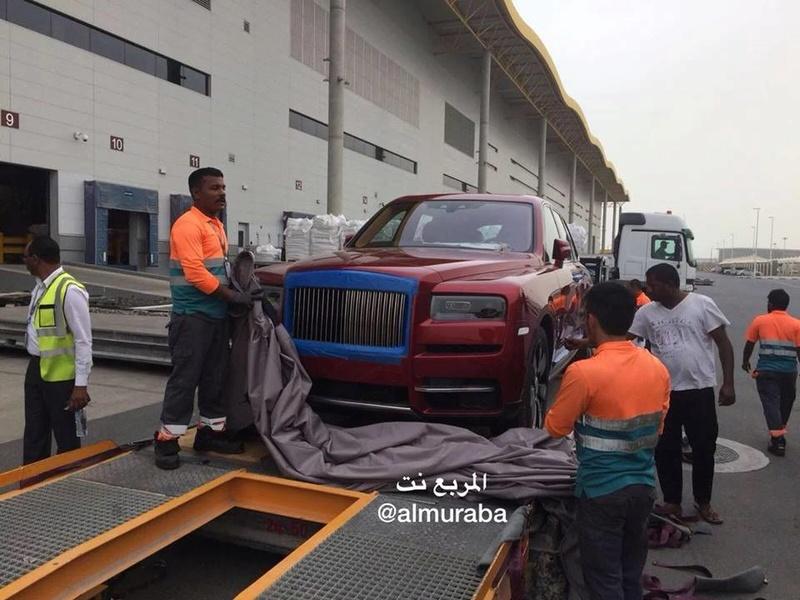 2017 - [Rolls-Royce] SUV Cullinan - Page 14 32286610