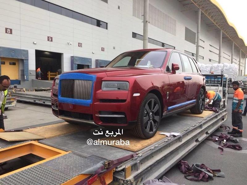 2017 - [Rolls-Royce] SUV Cullinan - Page 14 32336910