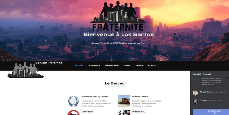 Un site Internet Site10
