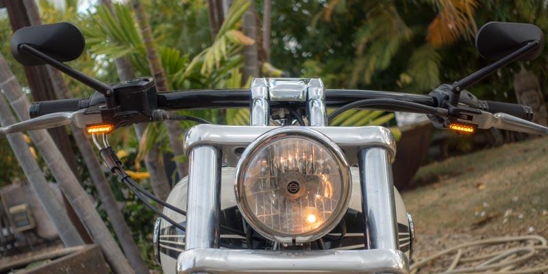 Résistance et clignotant LED Breakout Cligno10