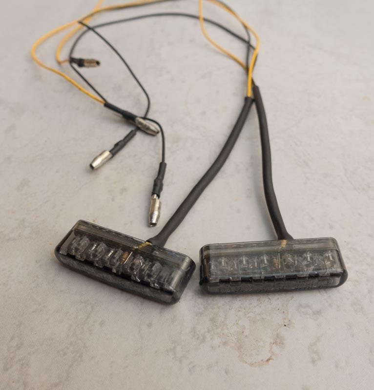 Résistance et clignotant LED Breakout Cligno14