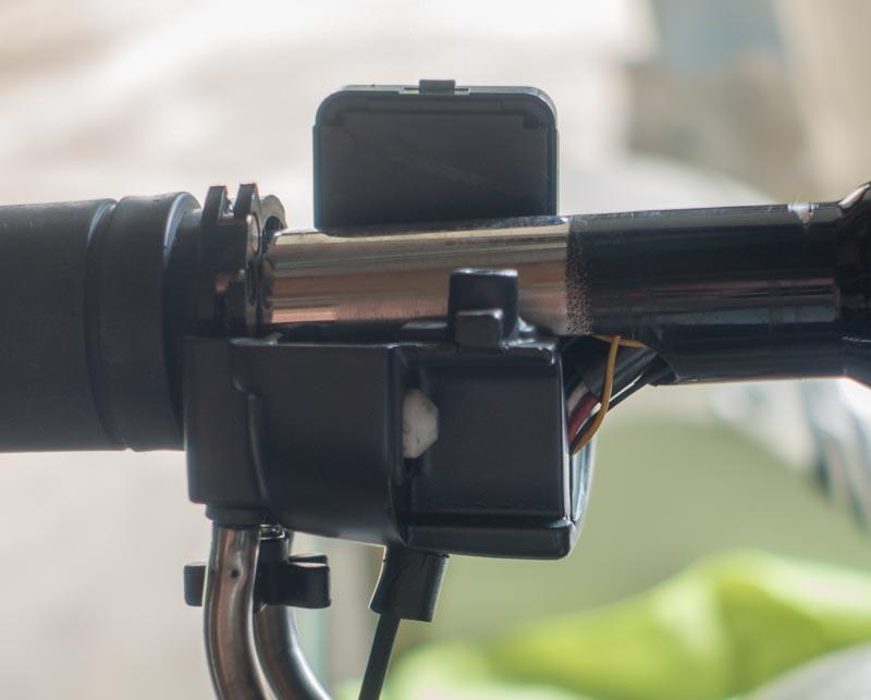 Résistance et clignotant LED Breakout Cligno19