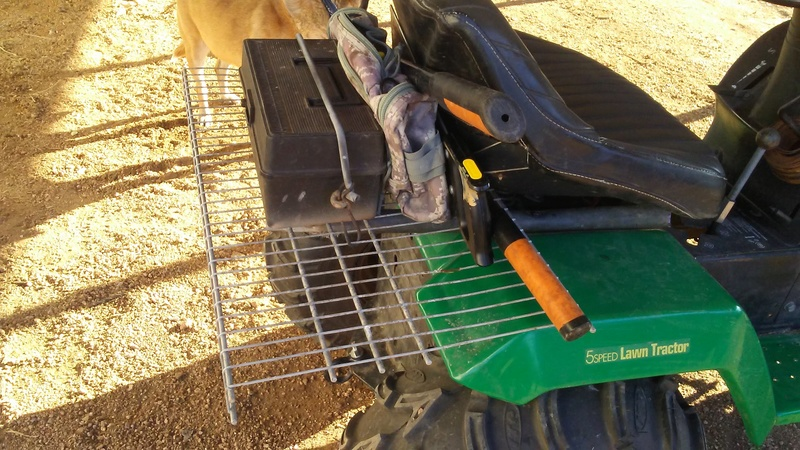 "1999 WeedEater Mowing Mower Build ""Sodzilla"" 20180138"