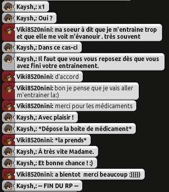 [C.H.U] Rapports d'actions RP de Kaysh, Rp_210