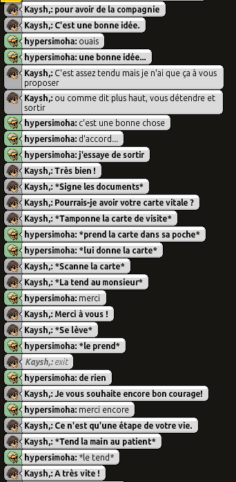 [C.H.U] Rapports d'actions RP de Kaysh, Screen32
