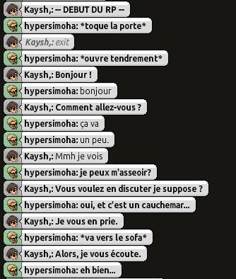 [C.H.U] Rapports d'actions RP de Kaysh, Screen38