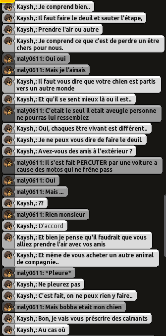 [C.H.U] Rapports d'actions RP de Kaysh, Screen55