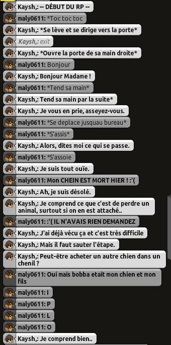 [C.H.U] Rapports d'actions RP de Kaysh, Screen56