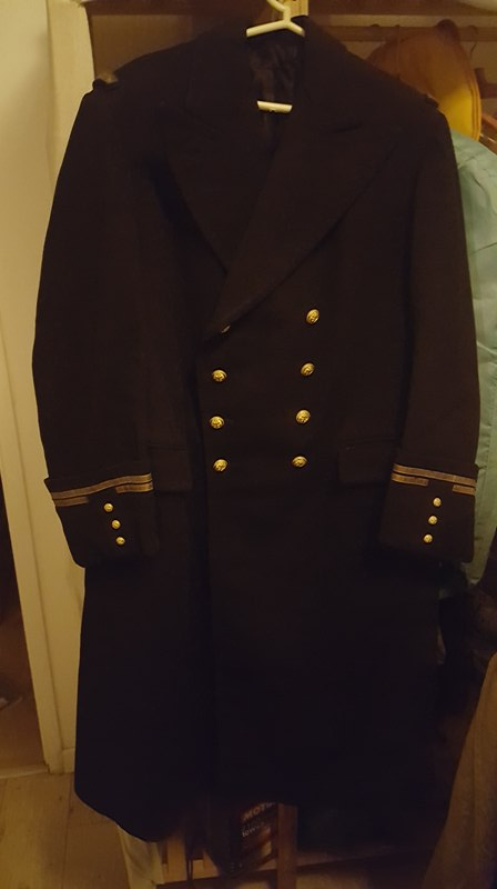 Manteau Enseigne de Vaisseau de 1ère classe  25564810