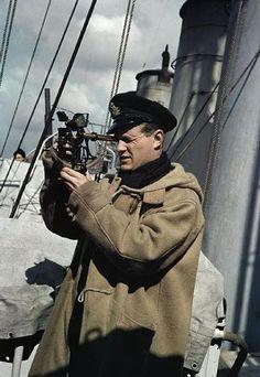 le Duffle Coat de l'officier de la Royal Navy Ce9cf610