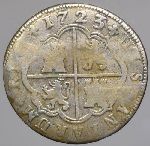 2 reales 1723 Felipe V S-l50013