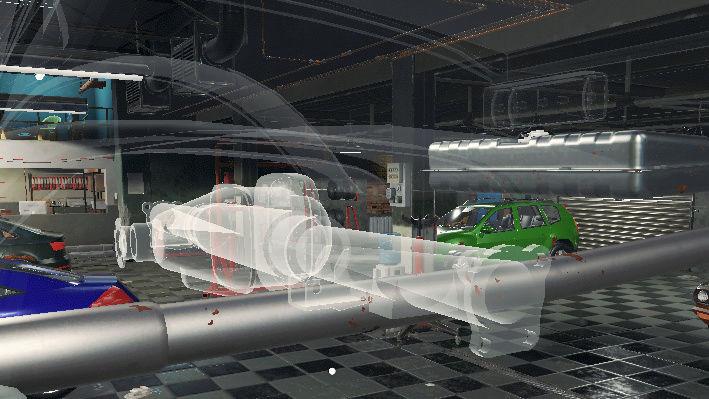A quoi servent les étoiles dans Car Mechanic Simulator 2018 510