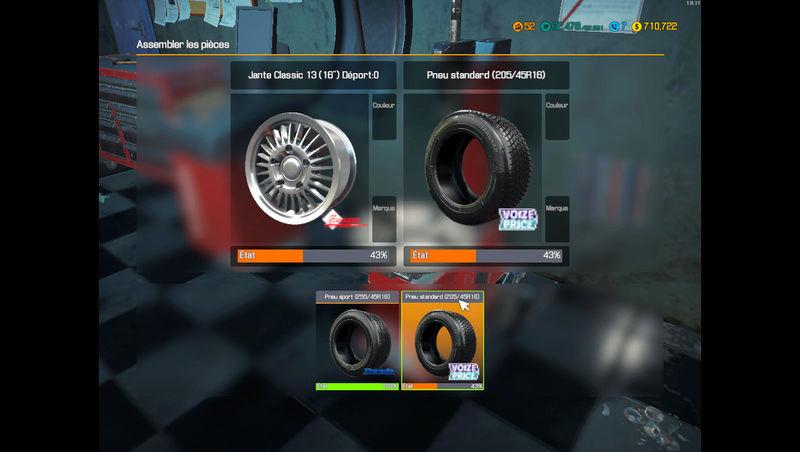 Dimensions d'un pneu et déport dans Car Mechanic Simulator 2018 Dimens10