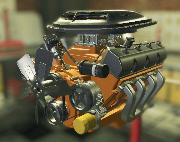 V8 OHV HEMI SHAKER V8_ohv12