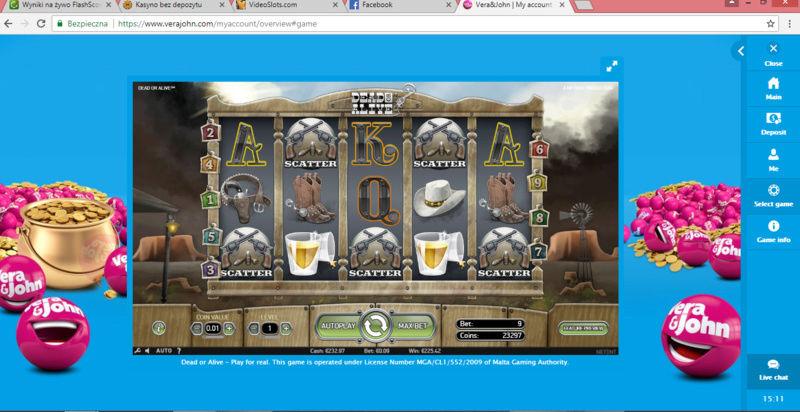 Screenshoty naszych wygranych (minimum 200zł - 50 euro) - kasyno - Page 7 Vera10