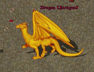 Dragones y armaduras de escamas Antigu11