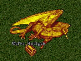 Dragones y armaduras de escamas Antigu12