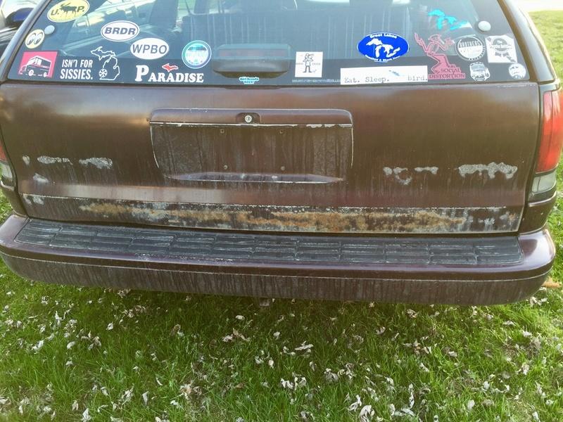 3TONFUN '95 Caprice Wagon Cw110