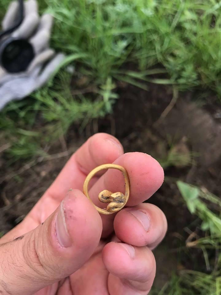 Bague Gallo-Romaine en or à id? 34691810