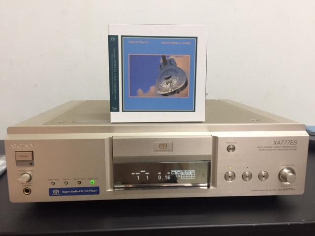 Sony SCD-XA777es SACD / CD Player Workin10