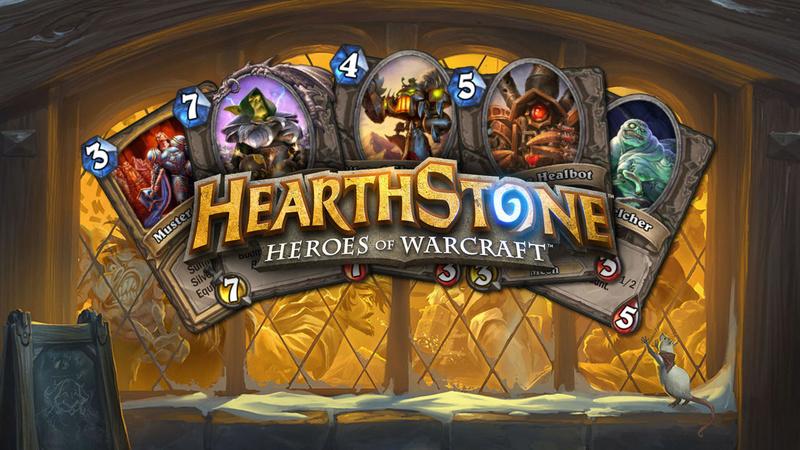"""Game mobile """"heartstone"""" Hearth10"""