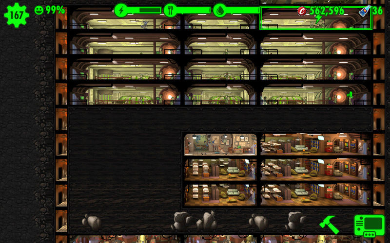 "Game mobile ""fallout shelter"" Screen26"