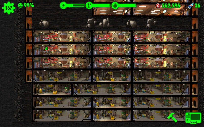 "Game mobile ""fallout shelter"" Screen27"
