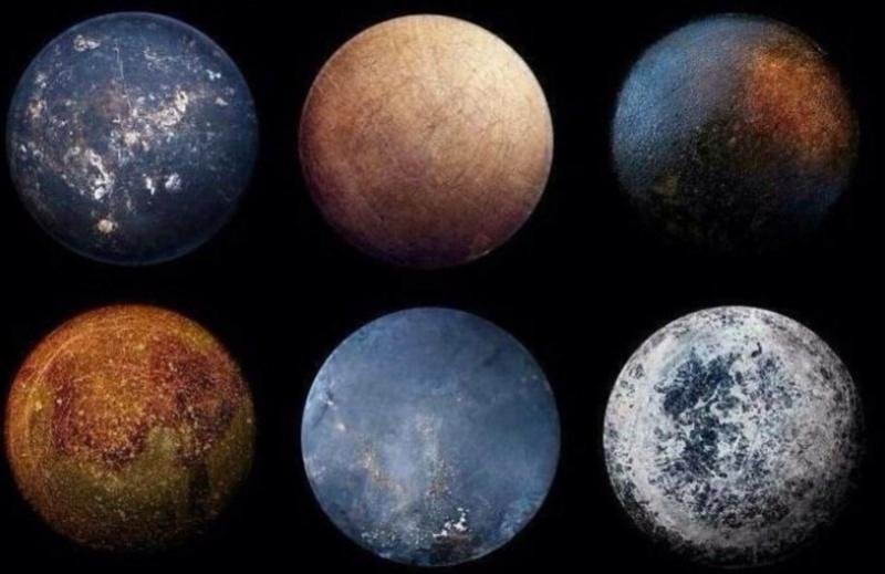 Земля плоская или шарообразная 14993810