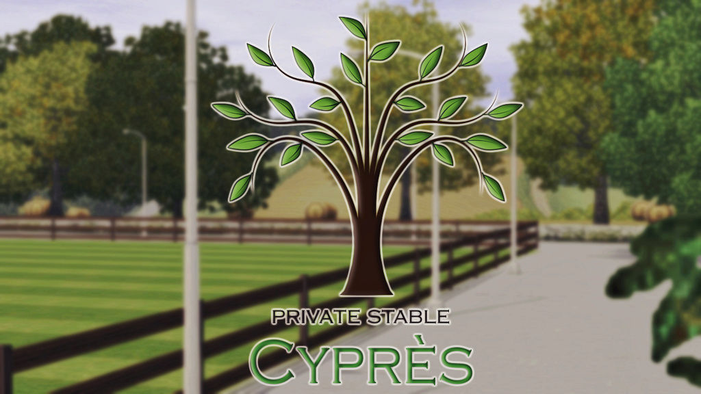 "Фотоальбом Private stable ""Cyprès"" Ooii11"