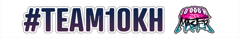[defis] #TEAM10KH Bannie11