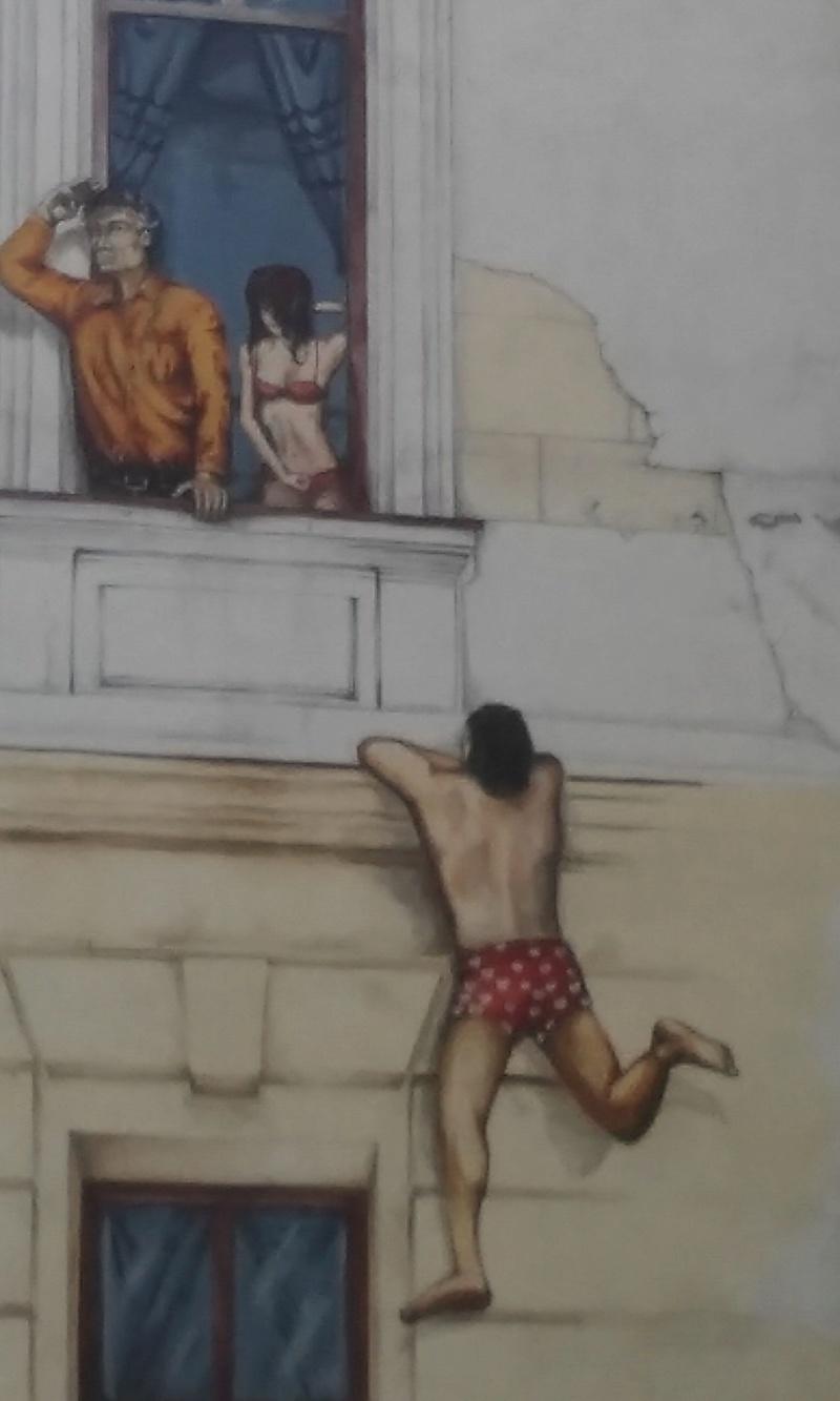 ' Artisti  e pittori da strada' Img-2012