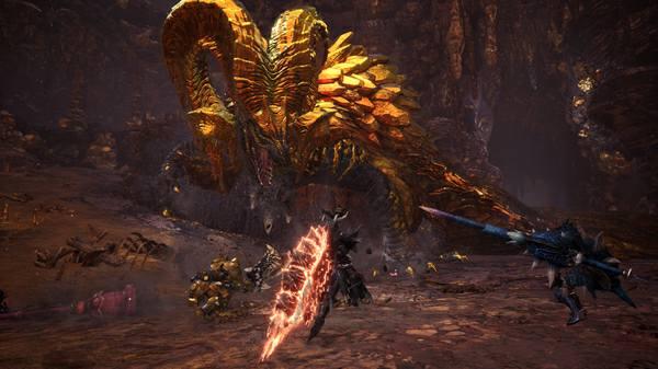 Monster Hunter World - Pagina 3 Gold_210