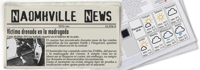 Diario Semanal