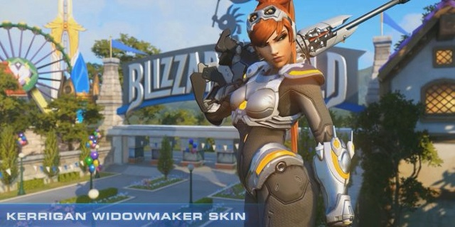 Skin preferite  Widowm10