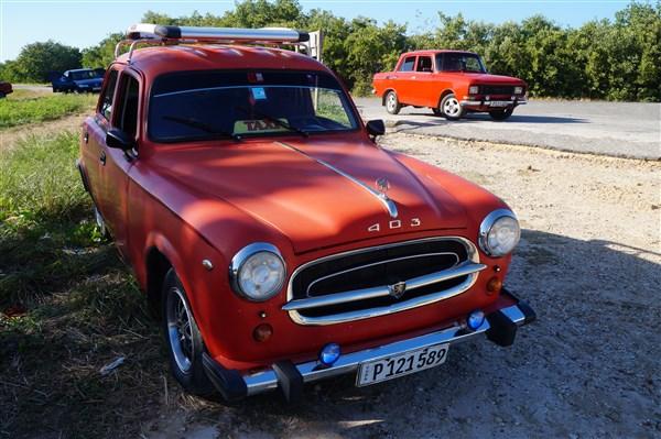 Les autos Cubaines - Page 2 Dsc01512