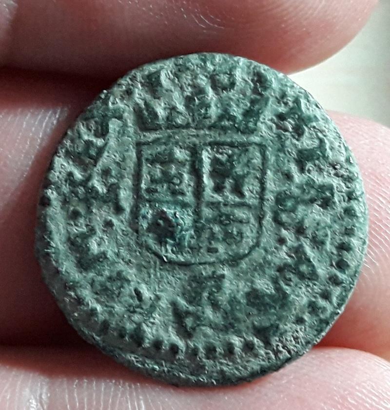 8 maravedís de Felipe IV de Trujillo,1662/3. 20171162