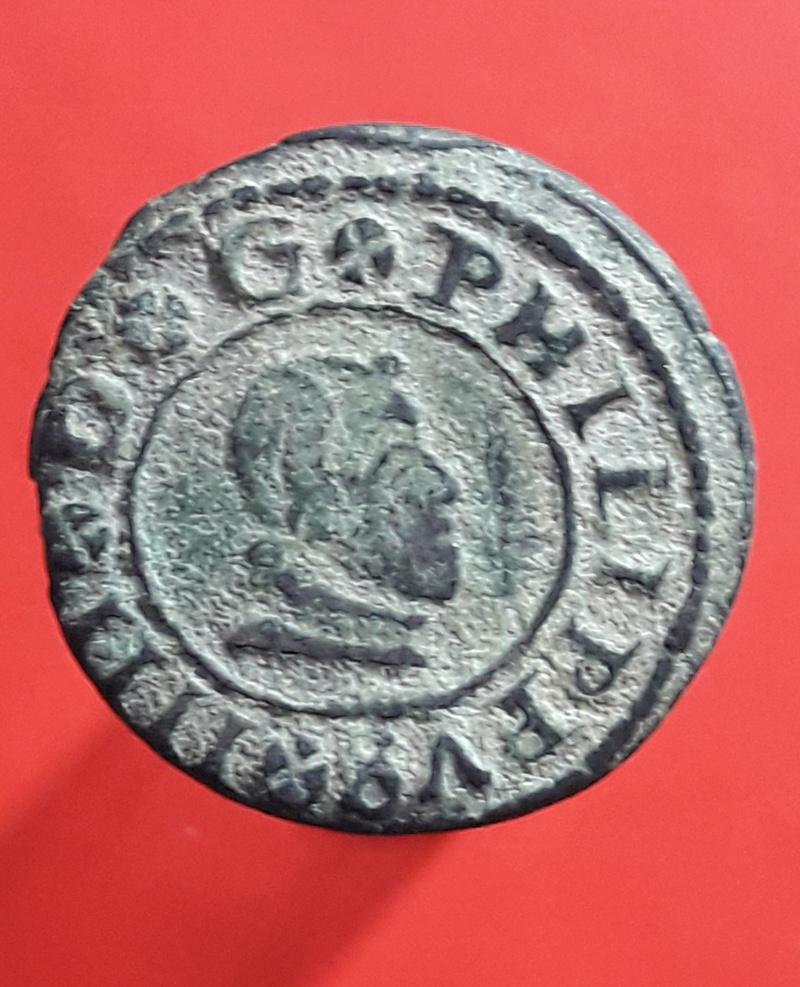 8 maravedís de Felipe IV de Madrid, 1664. 20180232