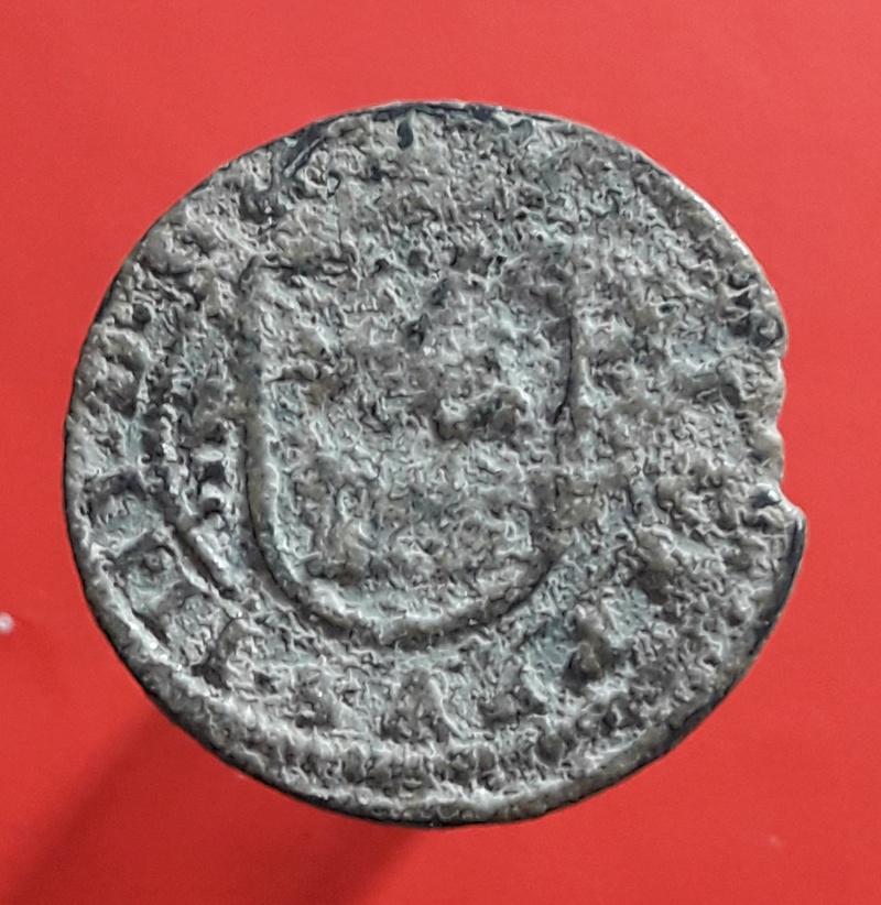 8 maravedis Felipe IV de Segovia, 1625. 20180238
