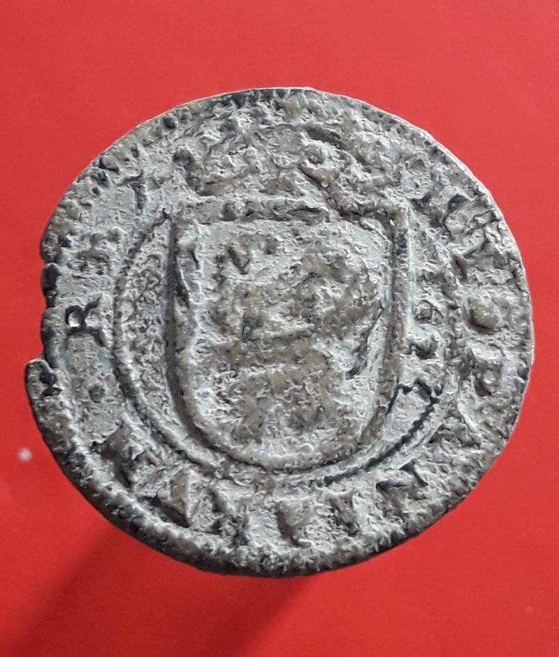 8 maravedis Felipe IV de Segovia, 1625. 20180239