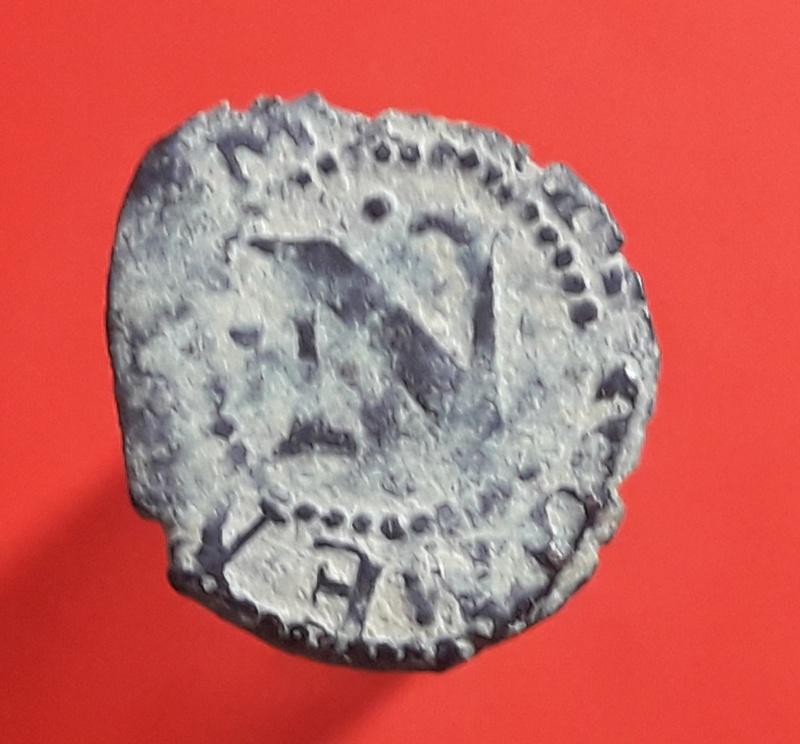 Cornado de Navarra de Carlos I. 20180317
