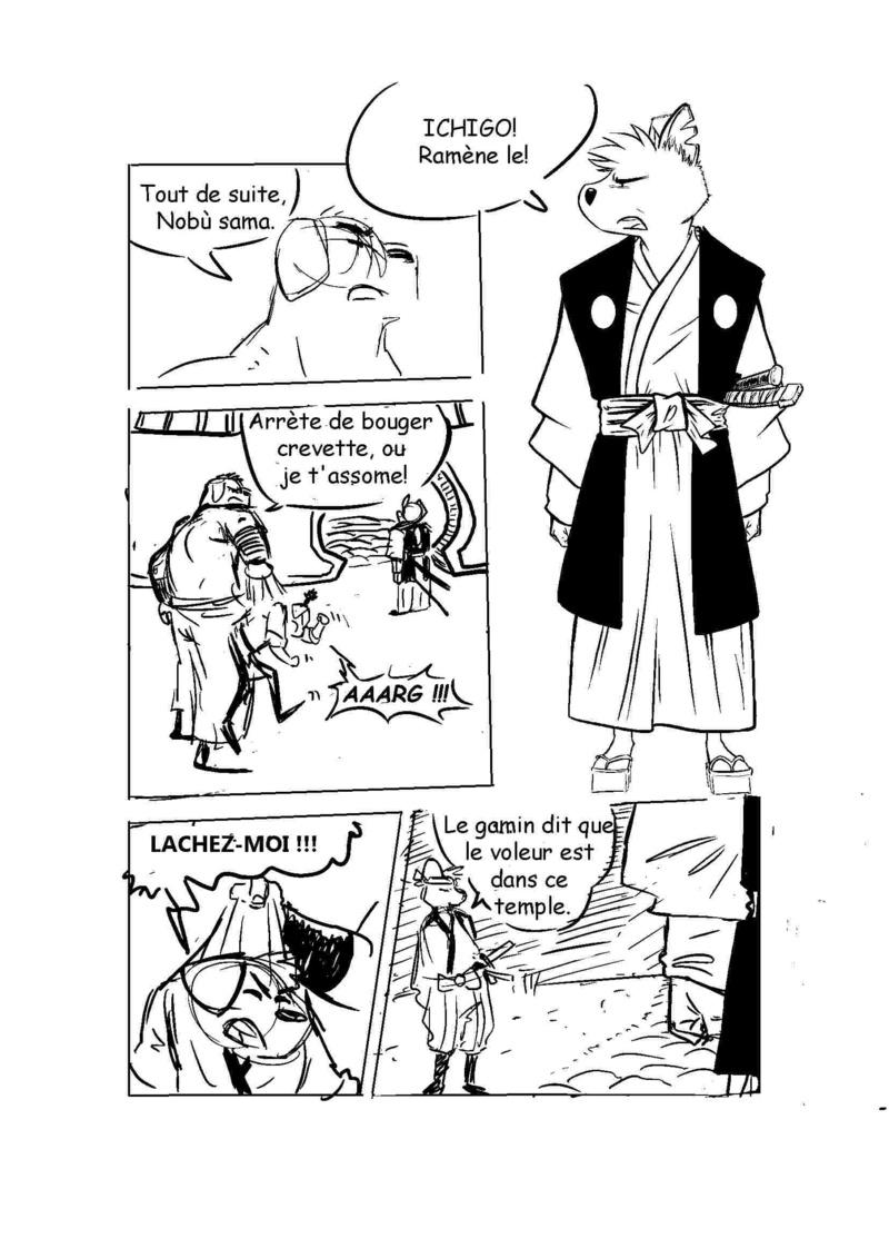 le sketchbook de yajirobe ! - Page 2 Story134