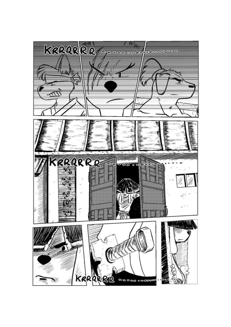 le sketchbook de yajirobe ! - Page 2 Story137
